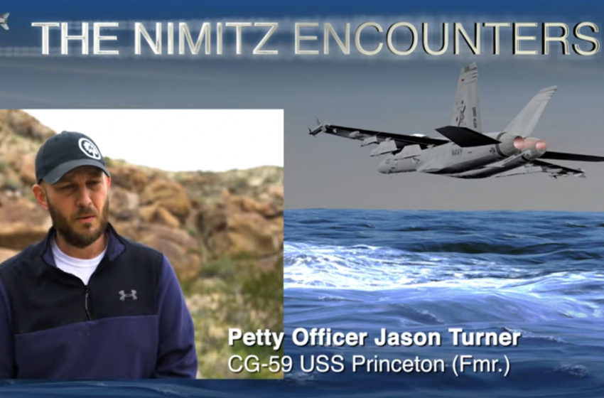 Eye-Witness Interview with USS Princeton Navy Vet Jason Turner