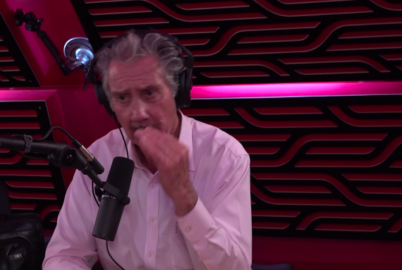 Robert Bigelow on Joe Rogan Experience