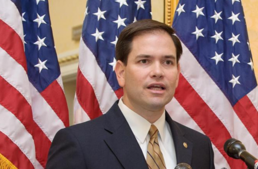 U.S. Senator Marco Rubio: I Hope They Are Aliens and Not Global Rivals