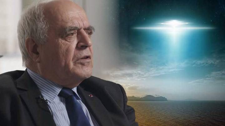 French Director of Intelligence Speculates on Parallel Worlds and UAP