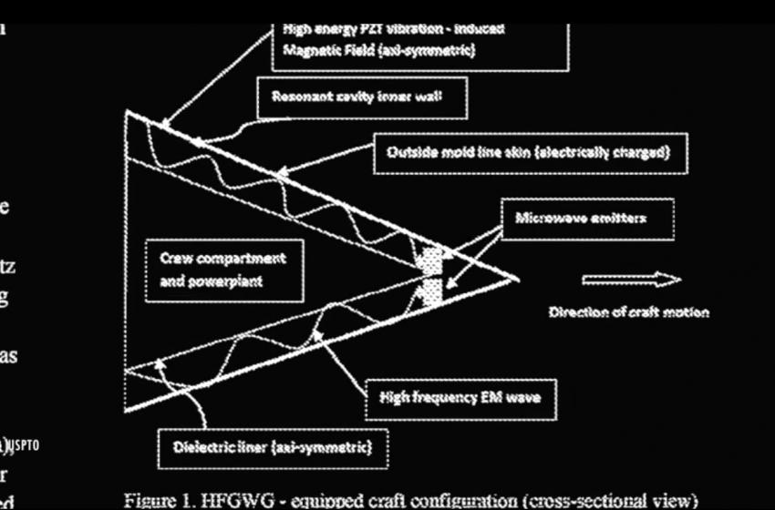 It's Redacted Explainer on Pais' Quantum Vacuum Flux 'UFO Patent'