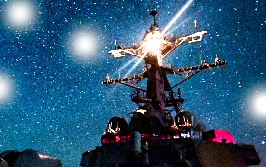 The War Zone Provides New Reporting on Navy Drone Swarm