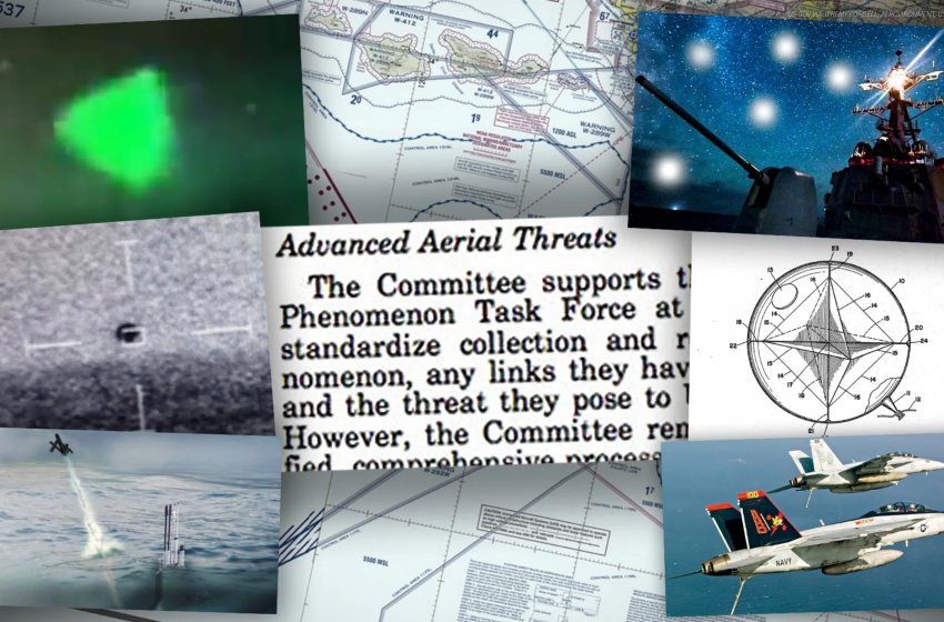 UFO and UAP Incidents are Foreign Adversaries Using Drones to Spy on U.S. Military: The War Zone